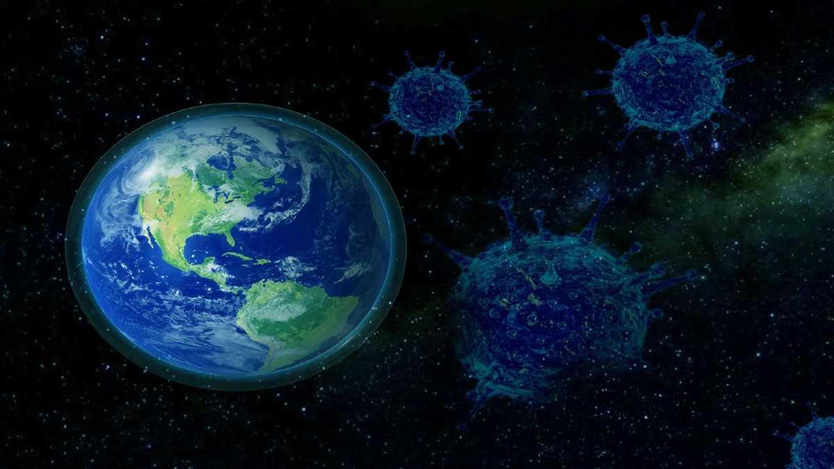 Earth Coronavirus