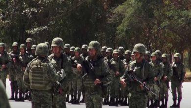 """Photo of PAN en contra de la """"militarización"""" de la seguridad pública"""