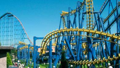 Photo of Ante críticas y con medidas sanitarias, Six Flags reabrió sus puertas