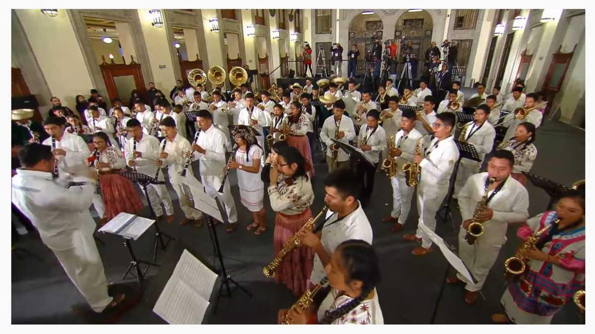 Escuelas Musicales Indigenas