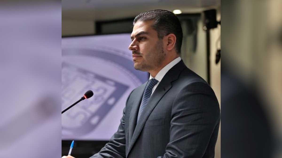Omar Garcia Harfuch