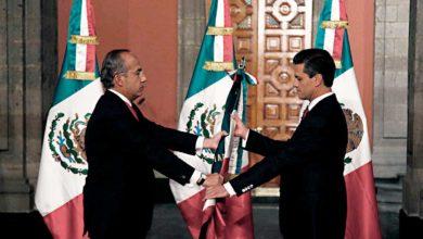 Peña Nieto y Calderon