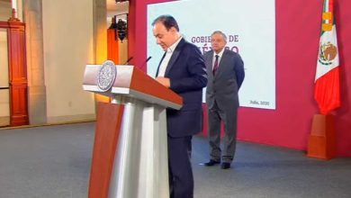 Photo of Último informe de Alfonso Durazo frente a la SSPC