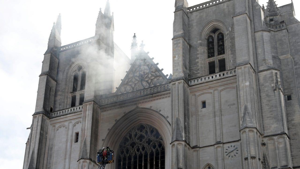 Catedral Nantes