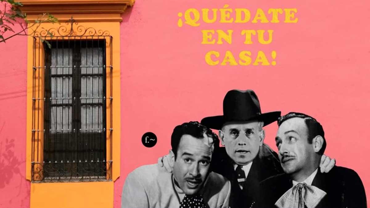 Gatell, Pedro Infante y Jorge Negrete