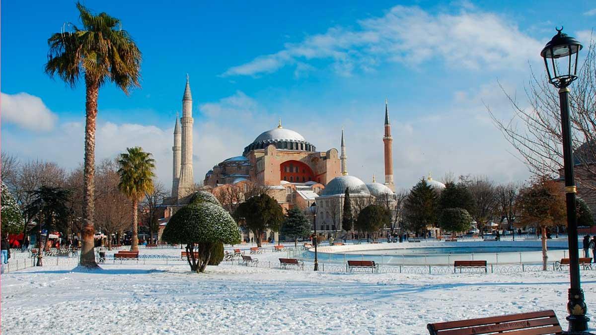 Mezquita Santa Maria