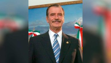 Photo of Vicente Fox ataca a Durazo por ser puntero en encuestas