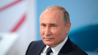 Photo of Putin abrió una fábrica de medicamentos para contrarrestar COVID-19