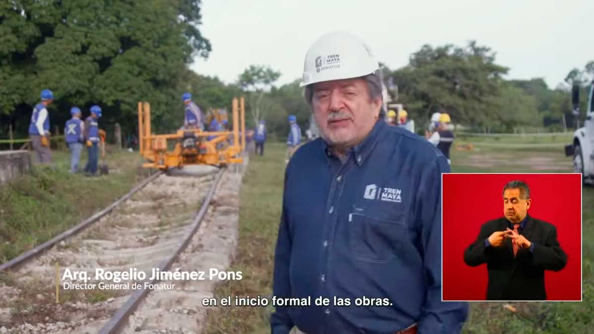 Primer informe Tren Maya