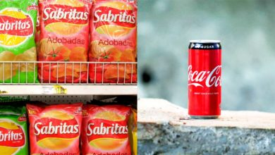 Sabritas y Coca-Cola