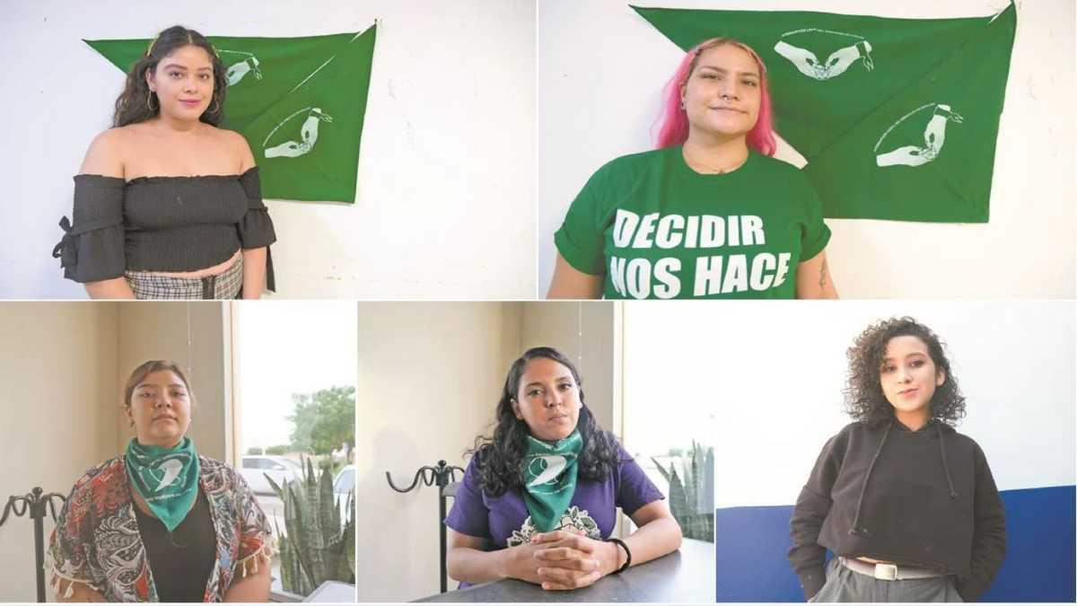 Activistas feministas