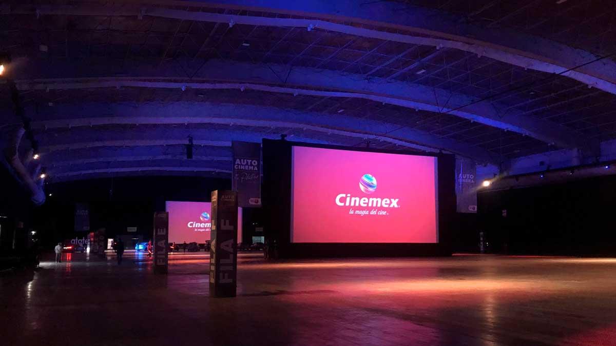 Autocinema Cinemex