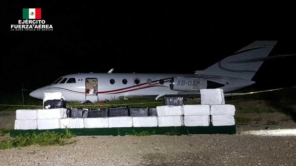 Avion Cocaina (1)