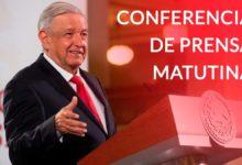 Photo of Conferencia matutina: Habrá apoyo para gastos funerarios a familiares de víctimas COVID-19