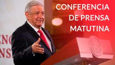 Photo of Conferencia matutina: Se está cumpliendo nuestro pronóstico