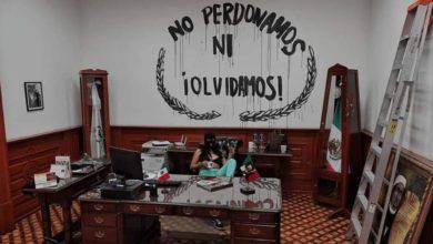 Photo of 13 mujeres fueron denunciadas por la toma de la CNDH en septiembre pasado