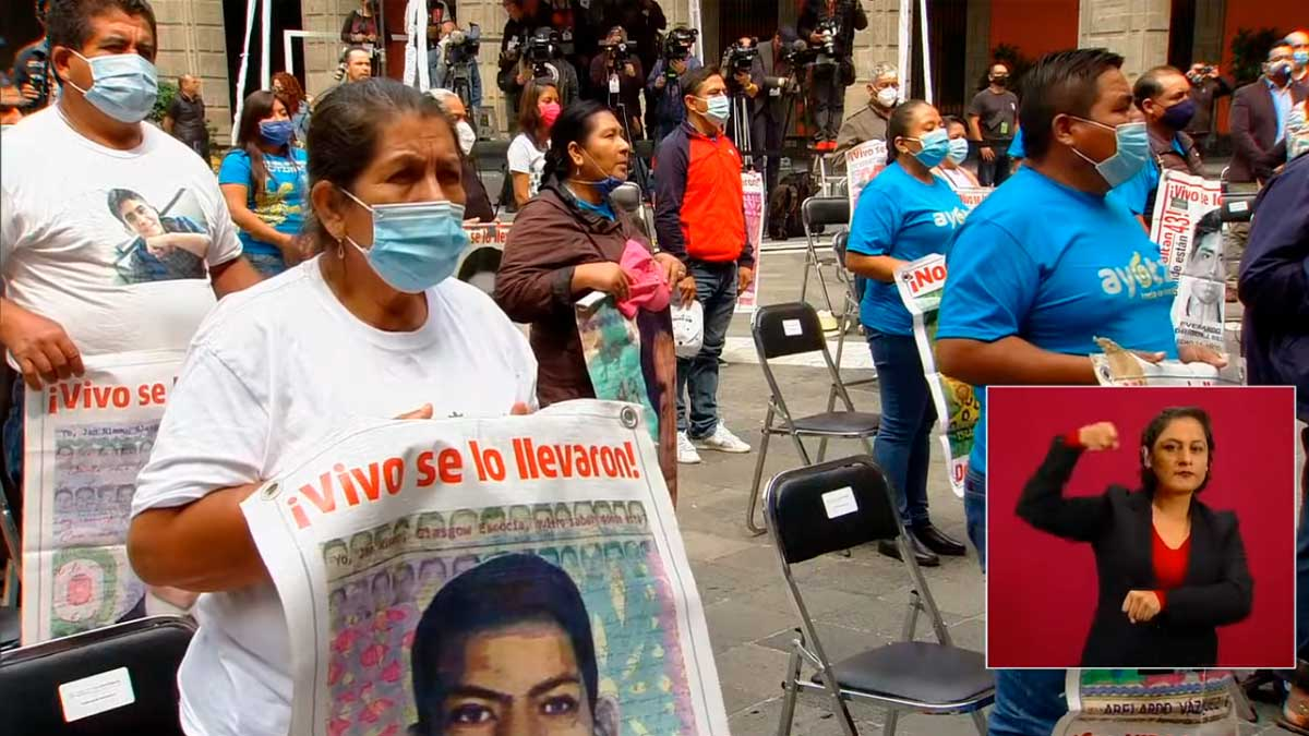 Informe de caso Ayotzinapa