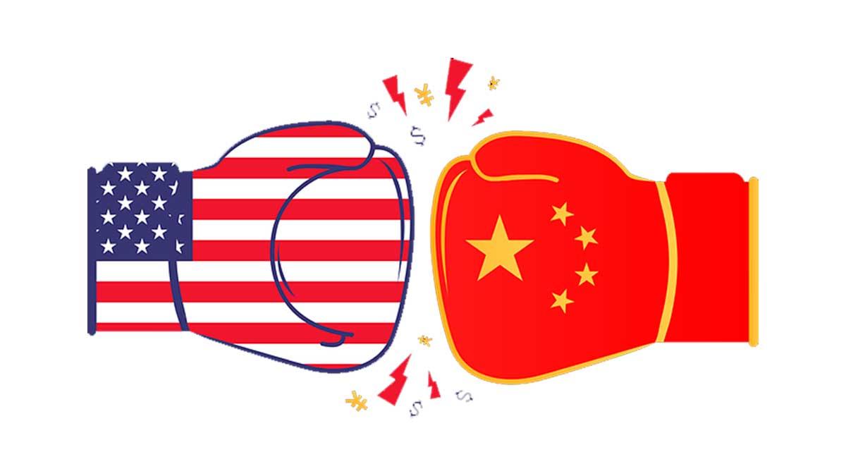 Lucha entre EUA y China