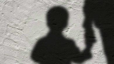 Sombra de niño