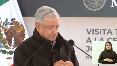 Photo of López Obrador visita Coahuila y emite un mensaje de autosuficiencia energética