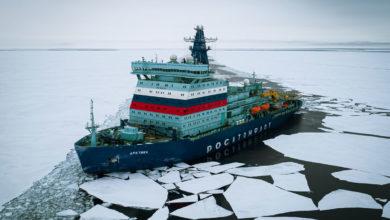 Photo of Rusia tiene el rompehielos nuclear más potente del mundo