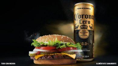 Photo of Alianza Burger King-Corona: ahora podrás incluir una cerveza con tu Whopper