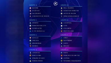 Photo of ¡Comienza la Champions League!