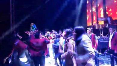 """Photo of Gritan en baile del EDOMEX: """"al que le valga madr@ el coronavirus que levante la cerveza"""""""