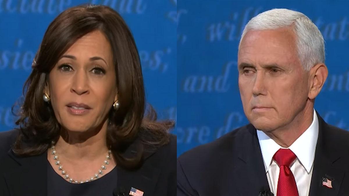 Debate vicepresidencial EUA