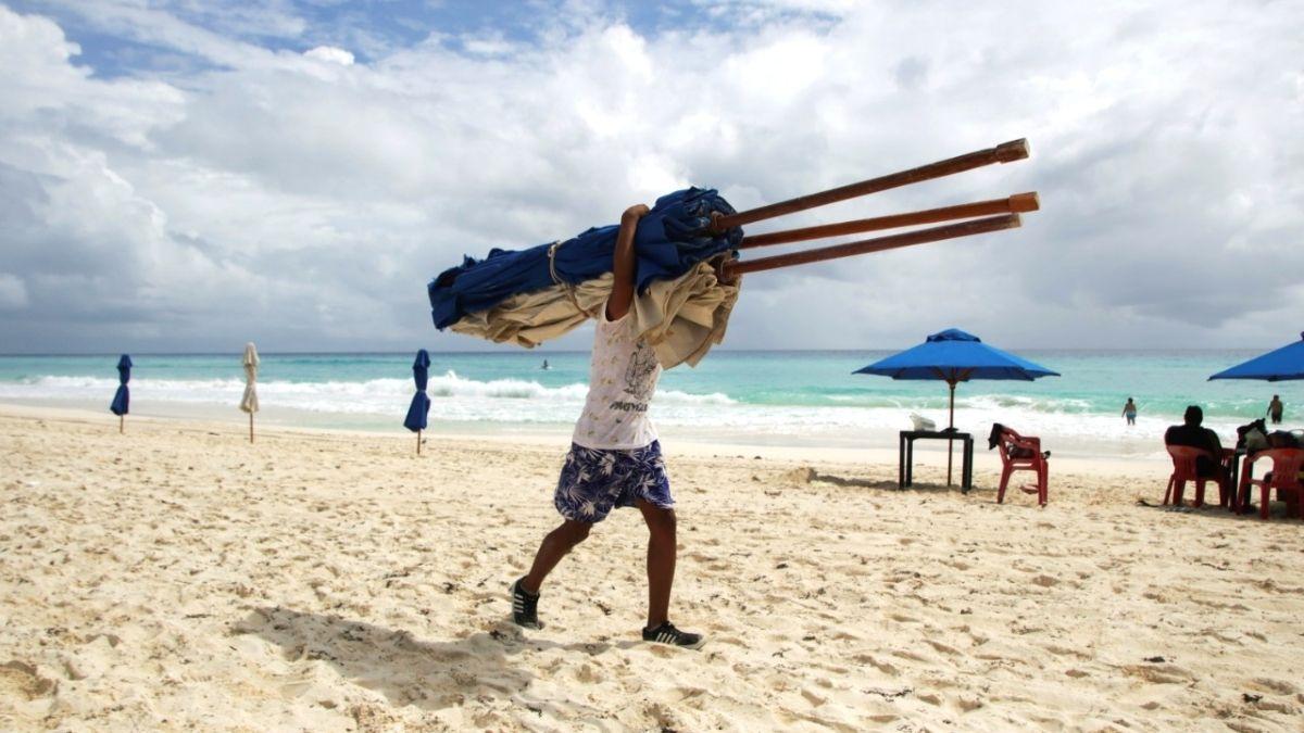Evacuacion Quintana Roo