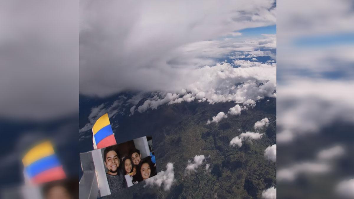 Foto estratosfera