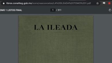 """Photo of ¡Error! SEP promueve lectura de """"La Ileada"""" de Homero"""