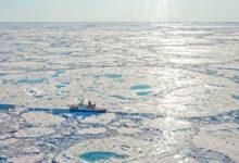 Photo of El Mar de Laptev, la fábrica de hielo del Ártico,  este año se deshiela
