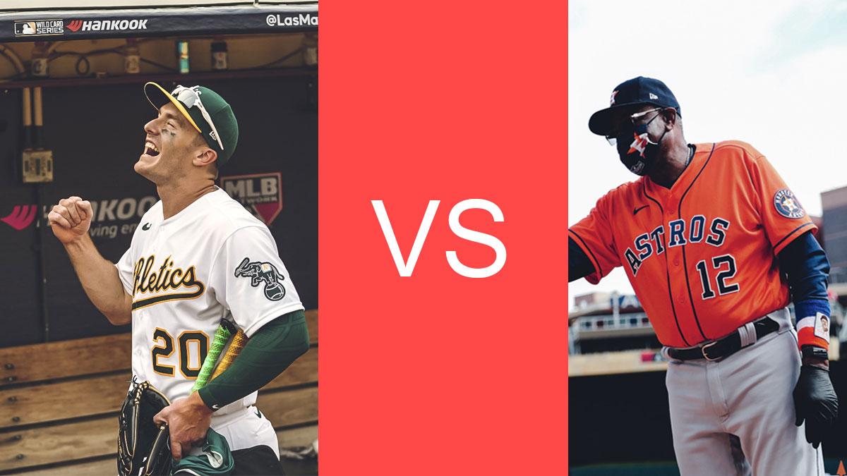 Oakland vs Houston