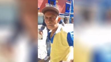 Photo of Oaxaca: confiscan a un abuelito las sillas que vendía para subsistir