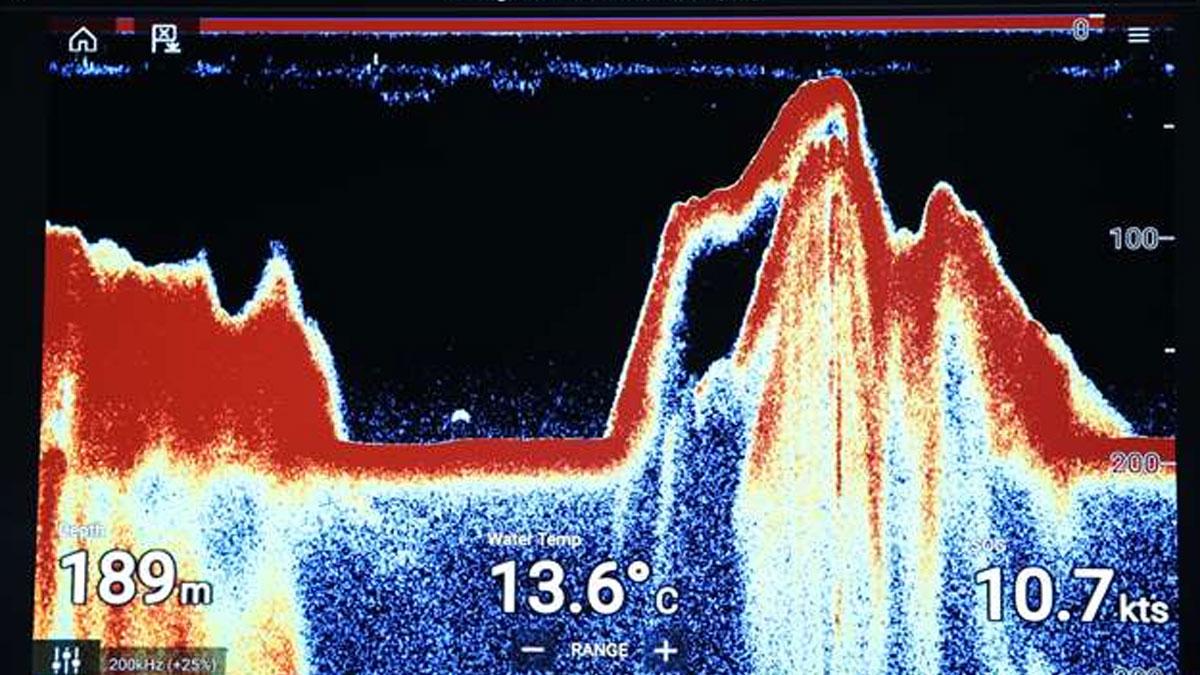 Radar en Lago Ness