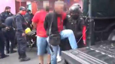 Photo of Detienen a sospechosos de asalto a un banco con cinturón de explosivos