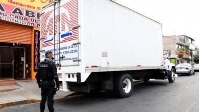 Photo of Policías de Neza recuperan dos tráileres robados que llevaban medicamentos