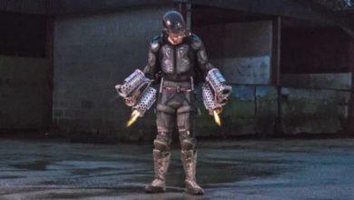 Photo of Reino Unido prueba un traje al estilo Iron Man para su seguridad marítima
