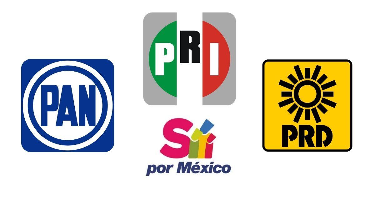 PAN PRD PRI Si por Mexico