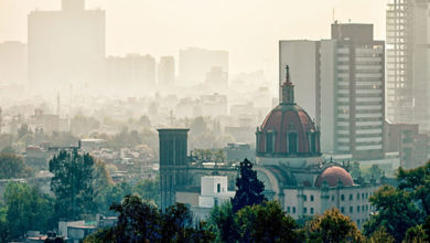 CDMX smog