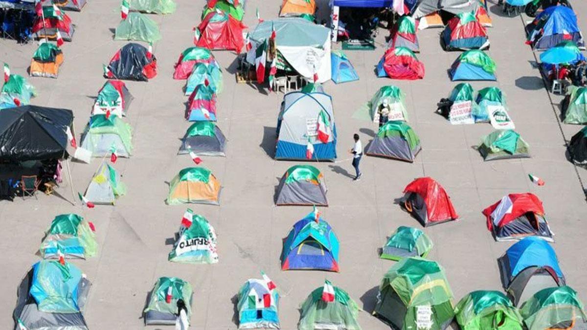 Campamento FRENAAA