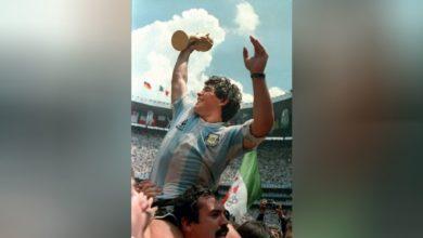 Photo of Diego… El Diego… Nuestro Diego