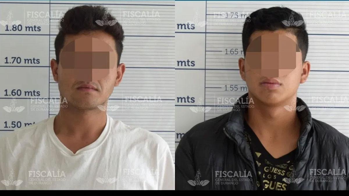 Jovenes fingen secuestro