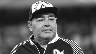 """Photo of Adiós """"Pelusa"""", fallece Diego Armando Maradona a los 60 años"""