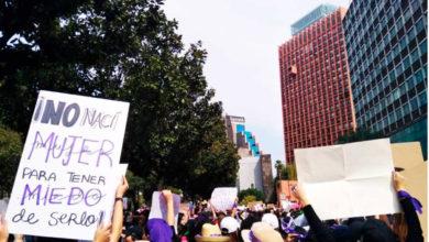Photo of Feministas convocan marcha en la CDMX por el 25N