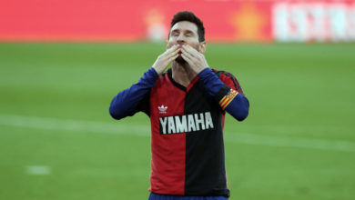 Photo of Messi le rinde el mejor tributo posible a Diego Armando Maradona