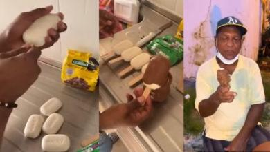 Photo of Influencer engaña a abuelitos y les ofrece paletas de hielo de jabón