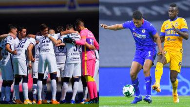 Photo of Liga MX: Pumas y Cruz Azul clasifican, para verse las caras en Semifinales