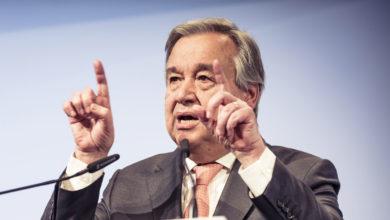 Photo of Nuestra guerra suicida contra el medio ambiente – Antonio Guterres